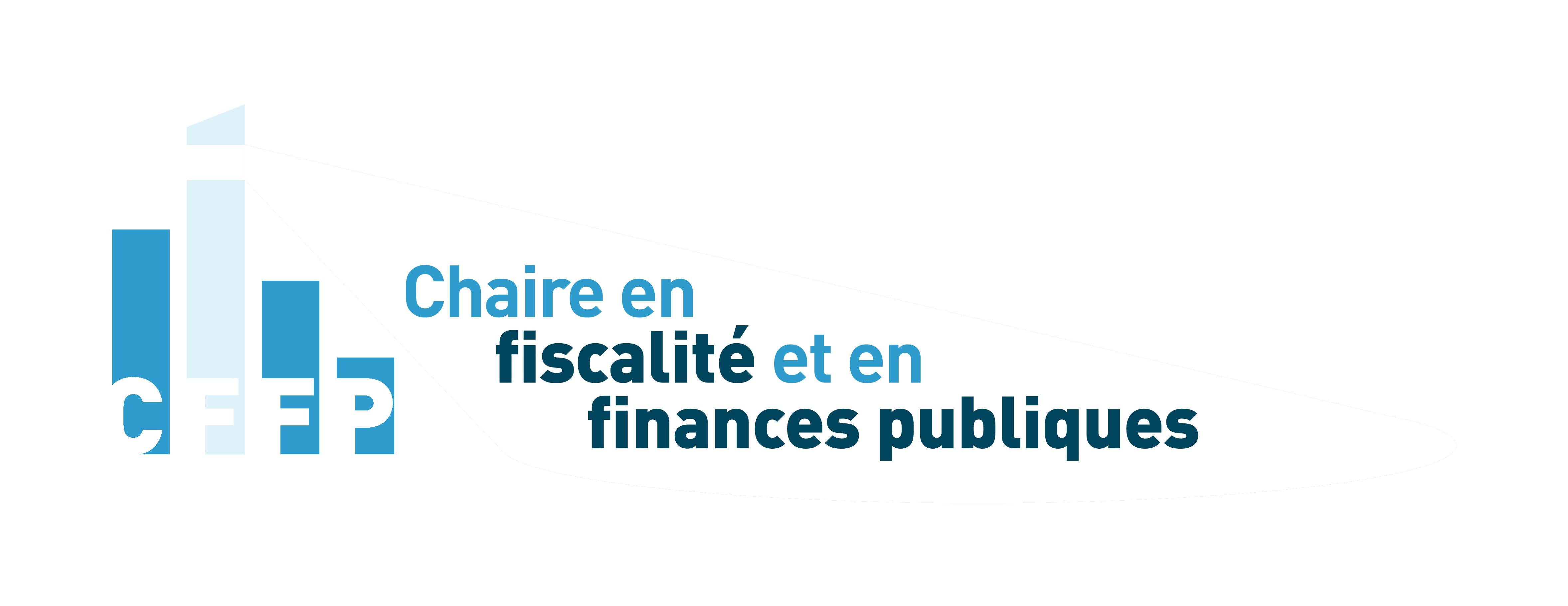 Chaire en fiscalité et en finances publiques